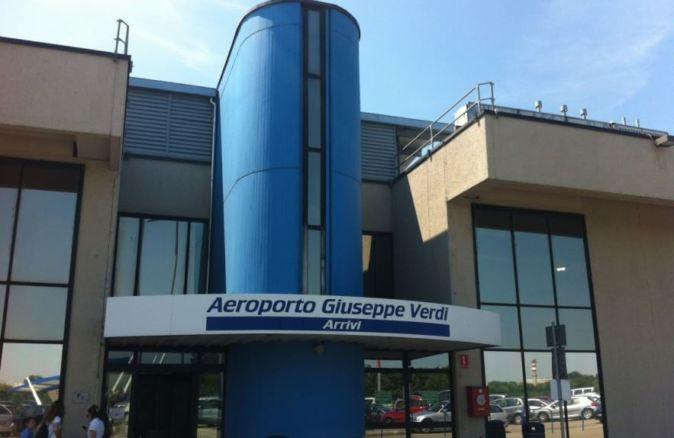 Aeroporto Giuseppe Verdi
