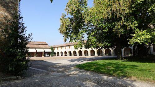Antica grancia benedettina esterno