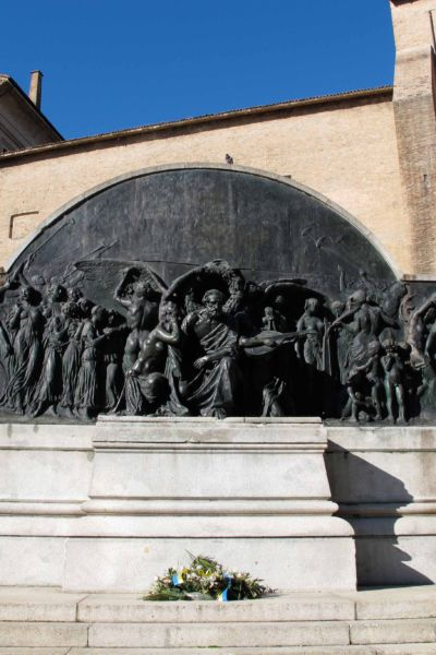 Ara monumento a Giuseppe Verdi