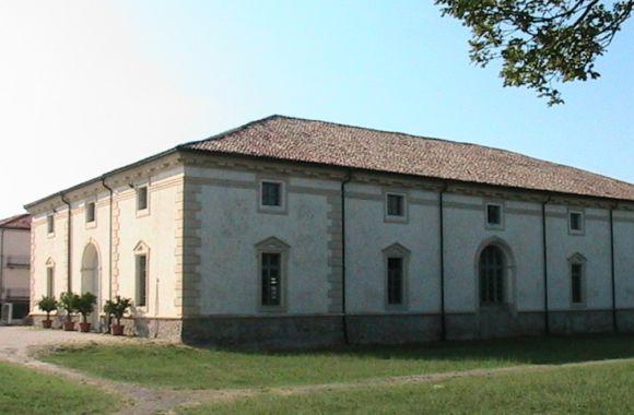 Aranciaia Colorno sede Museo Mupac