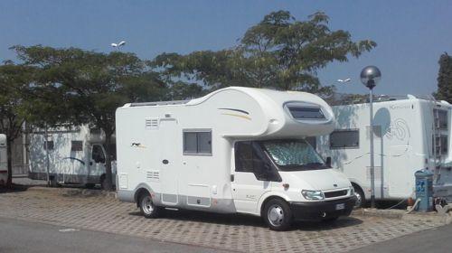 Area camper Parma