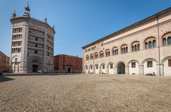 Battistero e Palazzo vescovile