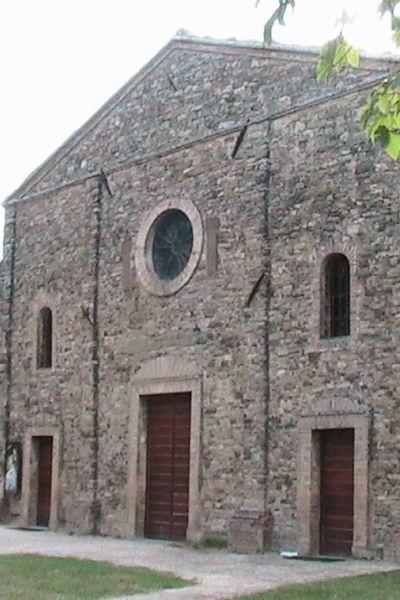 Pieve di Sant'Ambrogio Bazzano Neviano degli Arduini