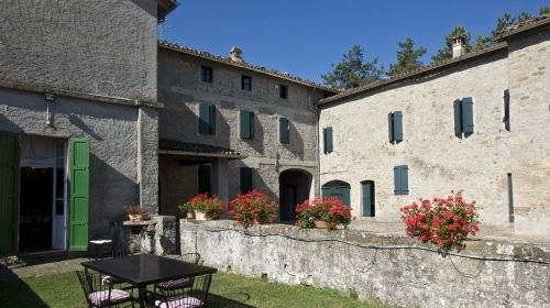 Bed & breakfast la corte bonomini