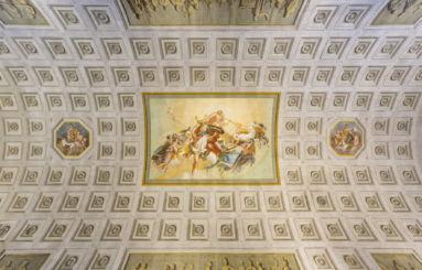 Biblioteca Palatina dettaglio