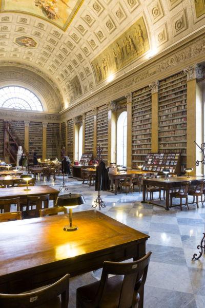 Biblioteca Palatina Parma