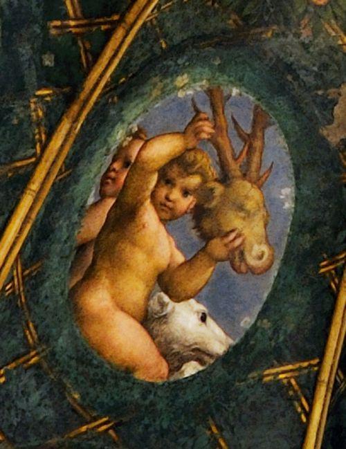 Camera di San Paolo Correggio