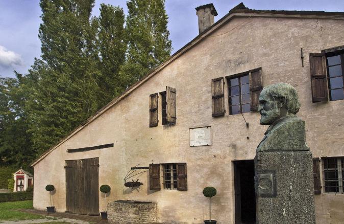Casa Natale di Giuseppe Verdi, Roncole