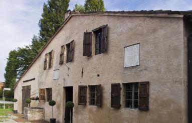 Casa Natale Giuseppe verdi Roncole Busseto