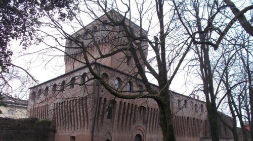 Esterno del Castello della Musica di Noceto