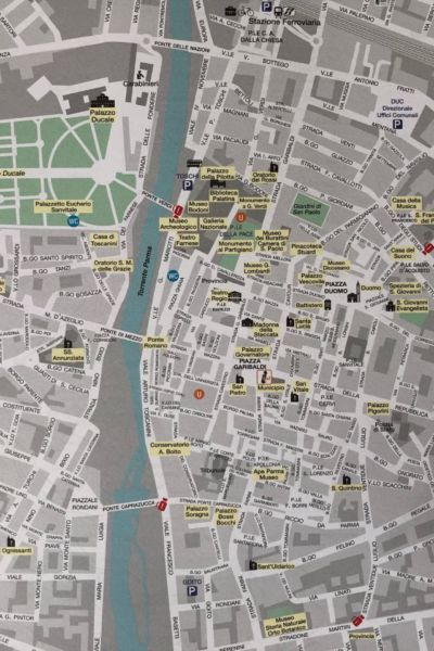 Centre historique Parma