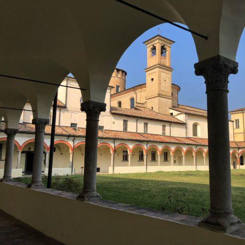 Certosa di San Girolamo detta Certosa di Parma