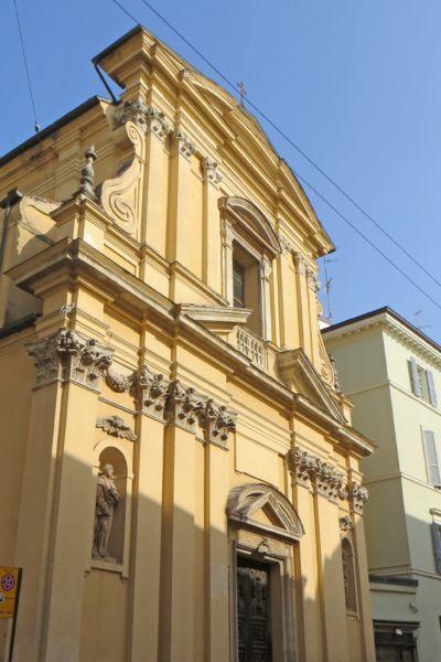 Chiesa di San Bartolomeo facciata