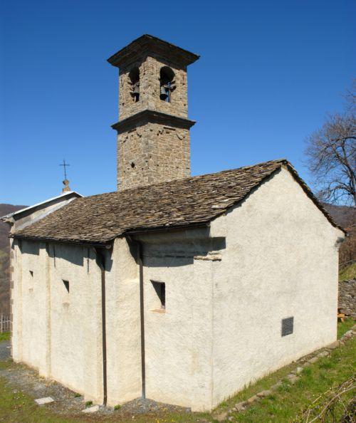 Chiesa di San Cristoforo Borgo Val di Taro