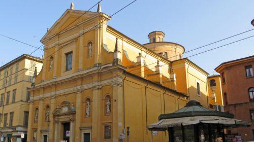 Chiesa di San Vitale facciata