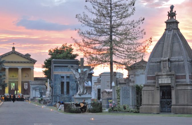 Cimitero della Villetta