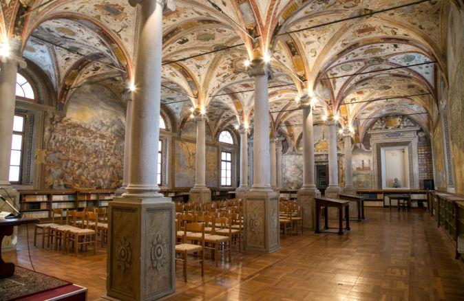 Biblioteca San Giovanni Parma