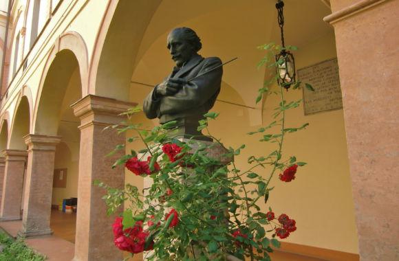 Busto di Arturo Toscanini