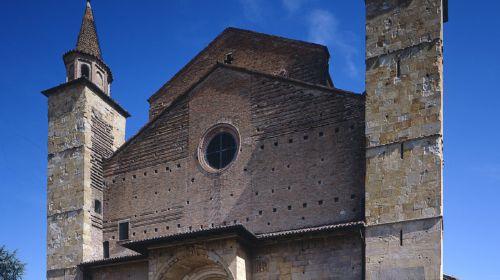Duomo Fidenza facciata