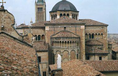 Il Duomo visto dai tetti