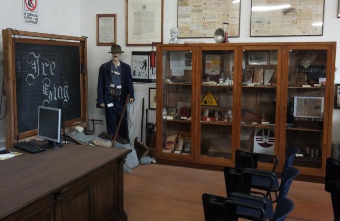 Museo Esplosivistica