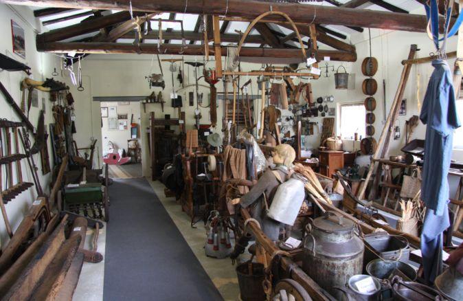 Museo civiltà contadina Soragna