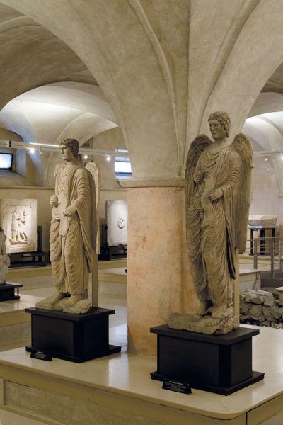Museo diocesano Arcangeli Michele e Gabriele