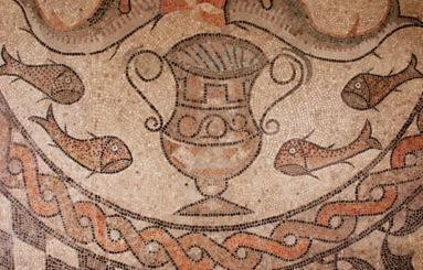 Museo diocesano mosaico
