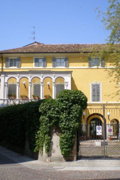 Palazzo Bossi Bocchi Parma