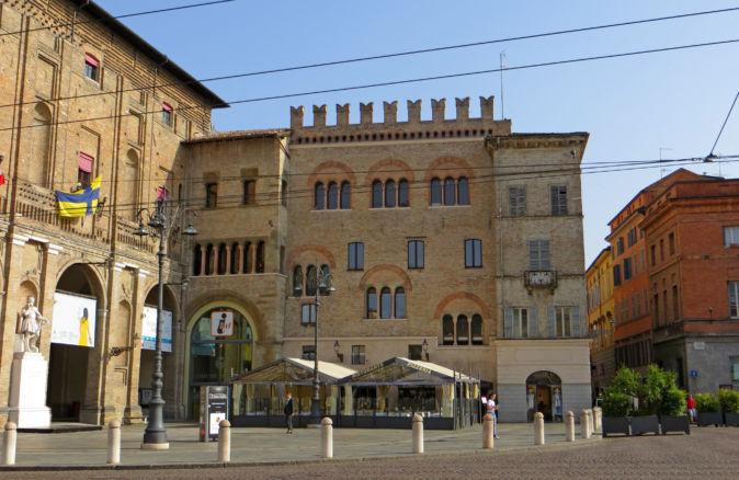 Palazzo del Comune Parma