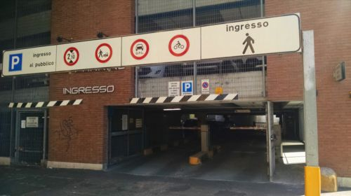 Parcheggio Fratti Duc Parma
