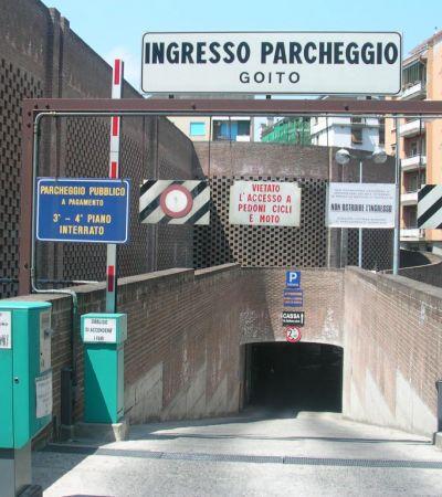 Parcheggio Goito Parma