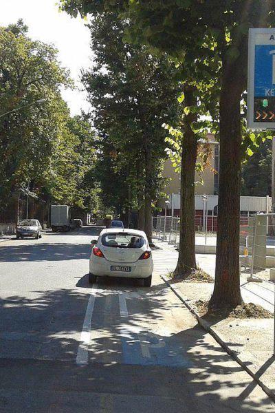 Parcheggio Kennedy Parma