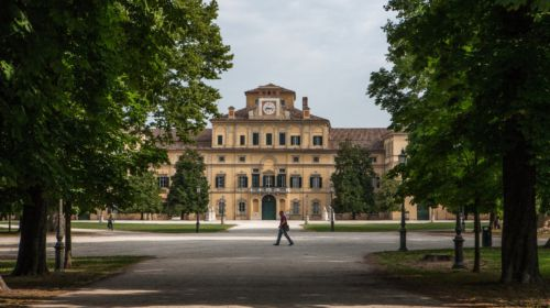 Parco Ducale palazzo
