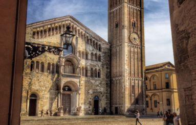 Piazza Duomo scorcio