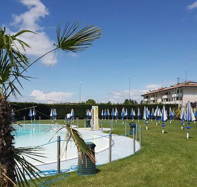 Piscina Aqualena Parma
