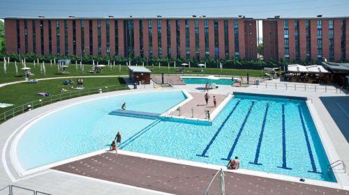 Piscina Ercole Negri Campus