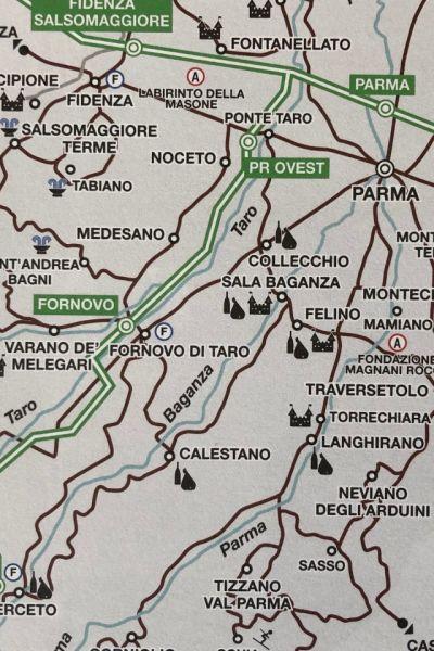 Uit Ufficio informazioni turistiche di Berceto