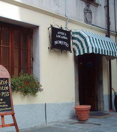 Ristorante Pizzeria Antica Locanda Moretto