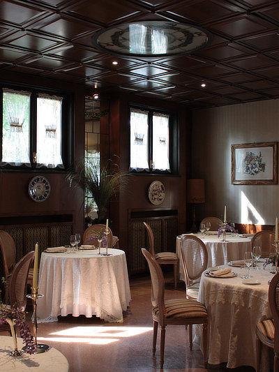 Ristorante Villa Maria Luigia di Ceci