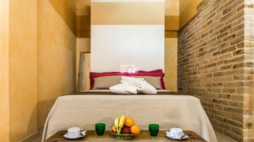 Camera del Room&Breakfast Alamiré