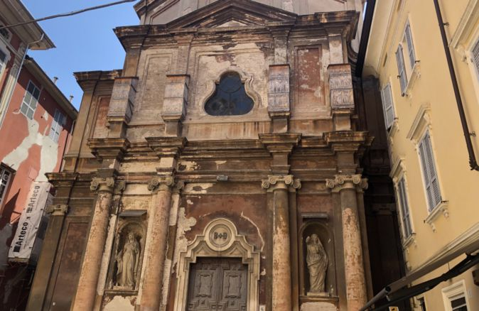 San Tiburzio