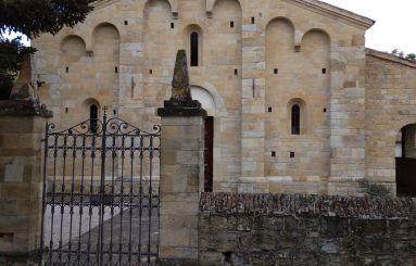 Santuario di Careno facciata
