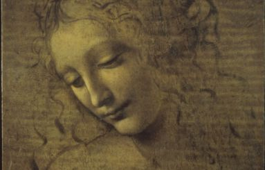 Scapiliata Leonardo da Vinci