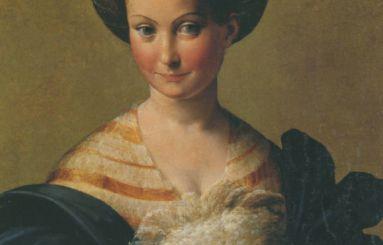 Schiava turca Parmigianino