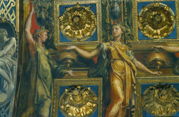 Le vergini del Parmigianino
