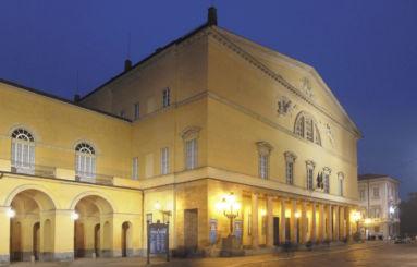 Teatro Regio night