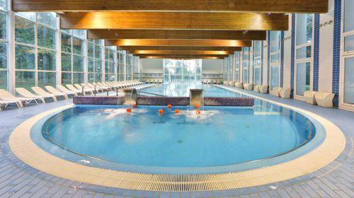 Terme di Monticelli una delle piscine