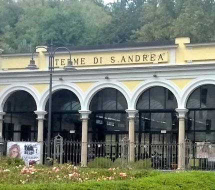 Sant'andrea Bagni Spa – Medical thermae