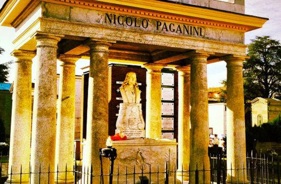 Tomba Nicolò Paganini